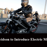 Harley Davidson to Introduce Electric Motorcycles