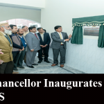 Vice-Chancellor Inaugurates Hostels at UVAS