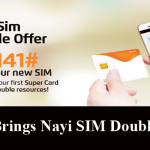 Ufone Brings Nayi SIM Double Offer