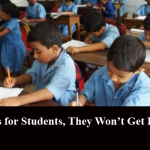 Good News for Students, They Won't Get Failed Until Class 8