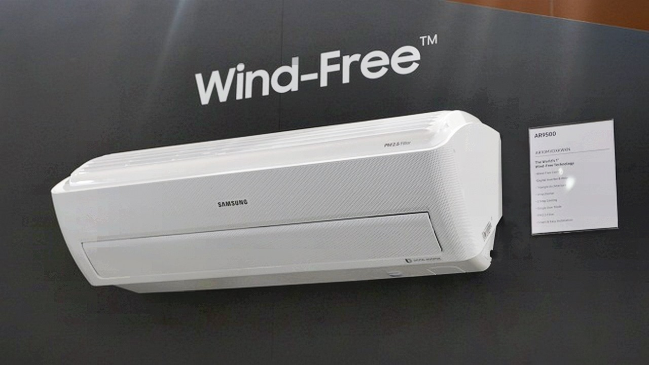 Samsung Launches World's First Wind-Free TM Air Conditioner in Pakistan