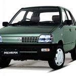 Suzuki Mehran Becomes the Best Car of 2018 in Pakistan