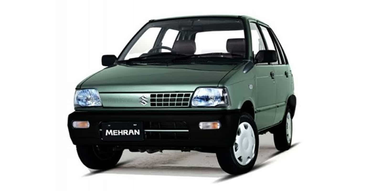Suzuki Mehran Becomes the Best Car of 2018 in Pakistan
