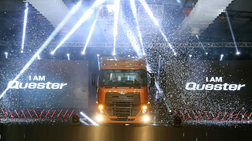 UD Trucks launches the New Quester in Pakistan