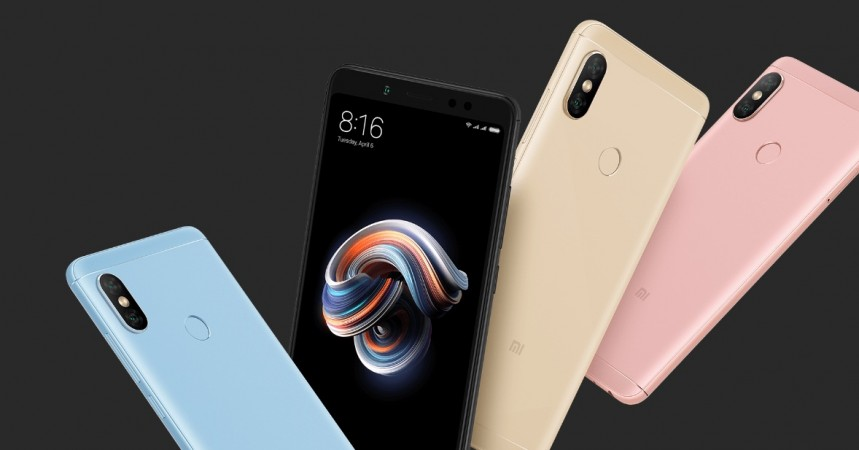 Xiaomi Brings Redmi S2 and Redmi Note 5 Smartphones in Pakistan