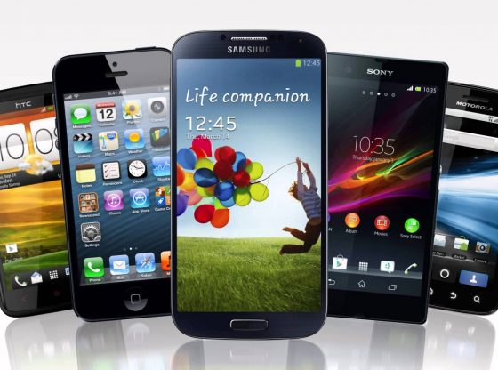Top 20 Smartphone Brands in Pakistan