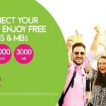 Enjoy Free Minutes, SMS and MBs For Two Months with Zong Sim Lagao Offer 2018