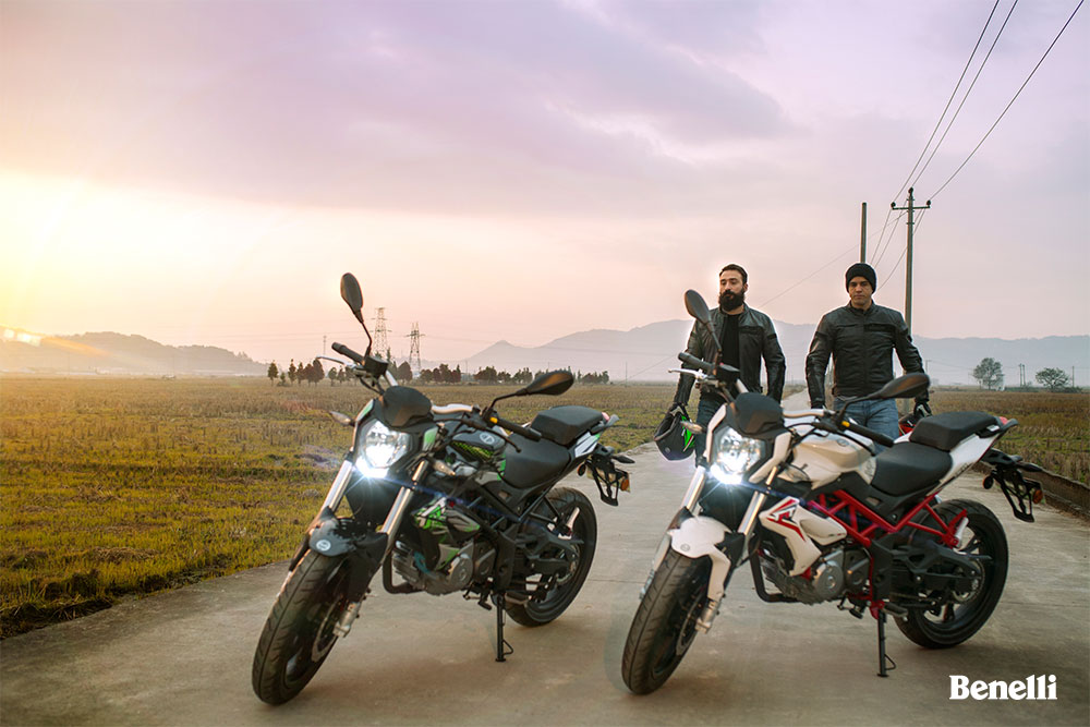 Benelli TNT 150 & TRK 502 Tourer Motorbikes Now Available in Pakistan