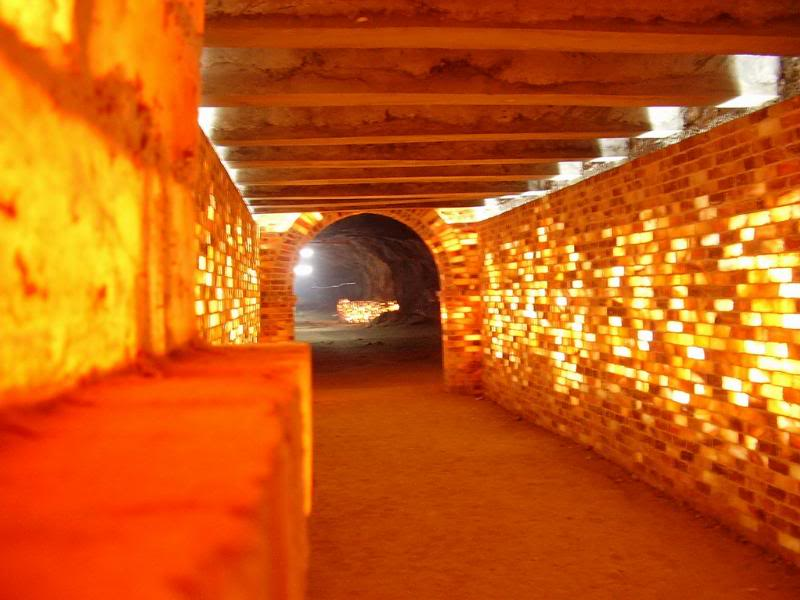 Explore the Beauty of Pakistan's Largest Salt Mine in Khewra