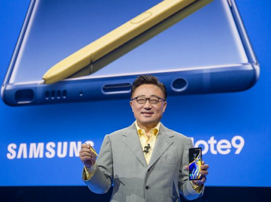 Pre- Booking For Samsung Galaxy Note 9 Starts in Pakistan