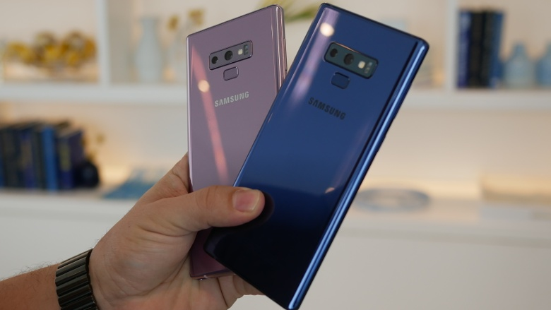 Samsung Officially Launched Galaxy Note 9 In Pakistan