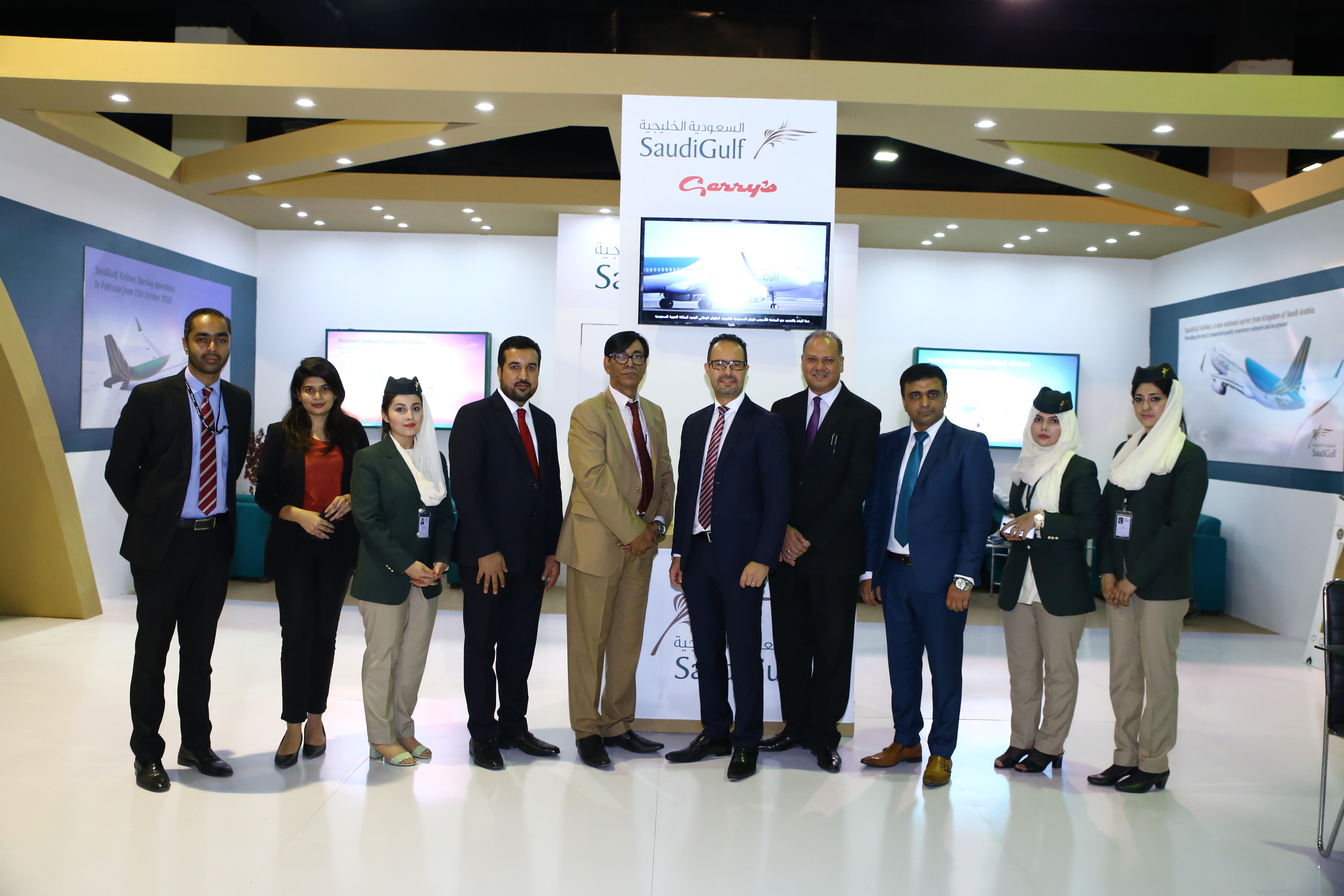 audiGulf Airlines Starting New Direct Flights Between Saudi Arabia and Four Cities in Pakistan