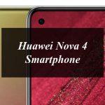 Huawei In-screen Selfie Camera Nova 4 Smartphone Availability and Price in Pakistan