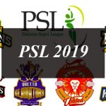 PSL 2019 Will Kick Off On 14th February in Dubai