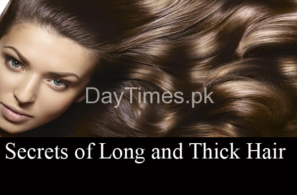Secrets of Long and Thick Hair