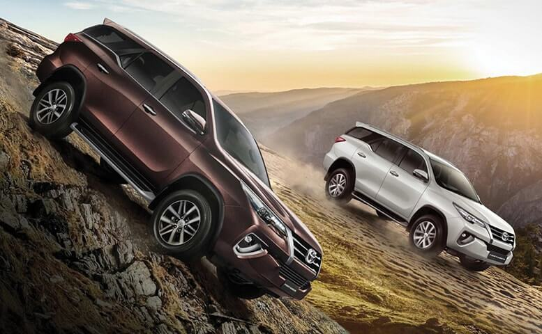 Toyota Sigma 4 is Another Fuel Efficient Variant of Fortuner in Pakistan