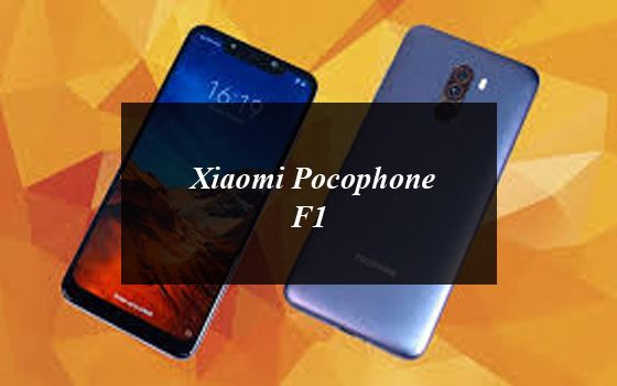 Get the Xiaomi Pocophone F1 with Jazz 6GB 4G Internet Connectivity