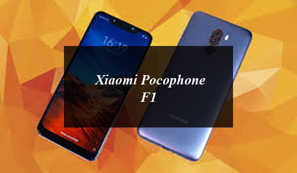 Get the Xiaomi Pocophone F1 with Jazz 6GB 4G Internet Connectivity