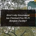 Here's why Government has Finished Free Wi-Fi Hotspots Facility?