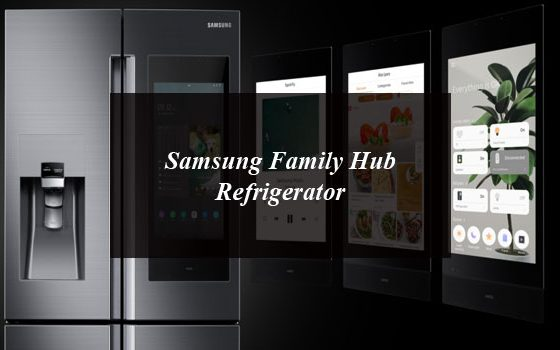 Samsung Unveils Next Generation of Family Hub Refrigerator at CES 2019