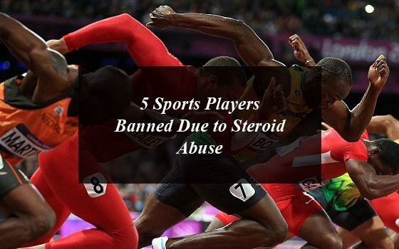 5 Sports Players Banned Due to Steroid Abuse
