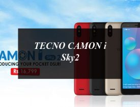 TECNO CAMON i Sky2 Launched: First Ever Triple AI Camera Budget Phone