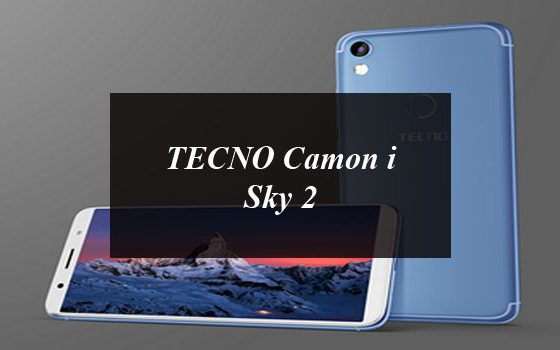 TECNO Camon i Sky 2 Expected To Be The Most High-Tech Budget Phone of 2019