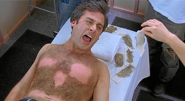 Men's Reactions to Getting Waxed are Just Hilarious