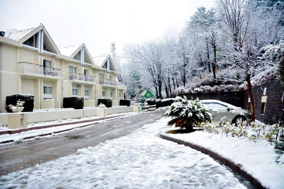 Intensity of Cold Increases Due to Rain and Snowfall in Many Parts of Country