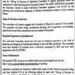 Jobs In University Of Okara [11th March 2019]