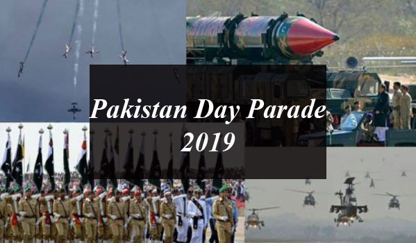 Pakistan Day Parade 2019
