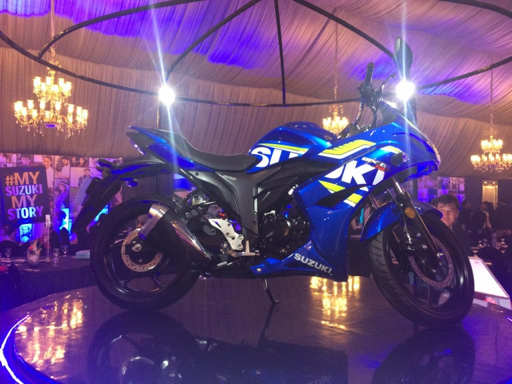 2019 Suzuki Gixxer 150CC SF Sports Bike Will Soon be