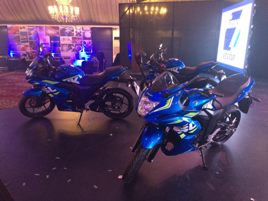 2019 Suzuki Gixxer 150CC SF Sports Bike Will Soon be Available in Pakistan