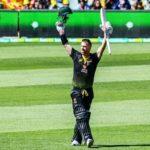 Warner's birthday T20 ton as Australia slam Sri Lanka