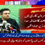 Foreign direct investment increased by 137pc: Hammad Azhar