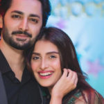 Ayeza Khan, Danish Taimoor celebrate son's birthday
