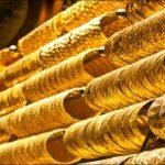 Gold falls Rs450 per tola