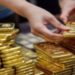Gold inches down Rs80 per tola