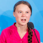 Greta Thunberg says she doesn't need Halloween costume to scare climate crisis deniers