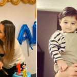 Sania Mirza, Shoaib Malik celebrate son's first birthday