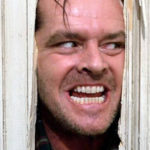 David Harbour recreates 'Here's Johny' scene from 'The Shining'