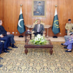 President Alvi urges Swiss firms to explore investment opportunities in Pakistan