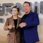 'I'll be back': Schwarzenegger and Hamilton keep promises in new 'Terminator'